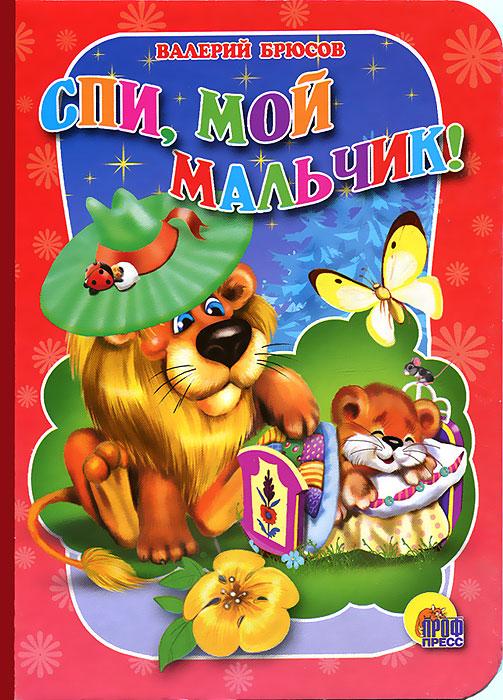 Валерий Брюсов Спи, мой мальчик! валерий зеленогорский мой фейсбук