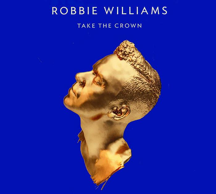 цена на Робби Уильямс Robbie Williams. Take The Crown (CD + DVD)