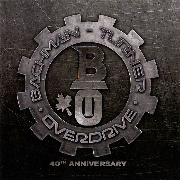 Bachman-Turner Overdrive Bachman-Turner Overdrive. 40th Anniversay turner boxed notecards