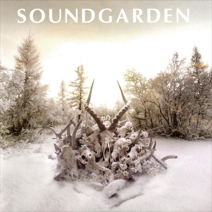 Soundgarden Soundgarden. King Animal soundgarden soundgarden echo of miles scattered tracks across