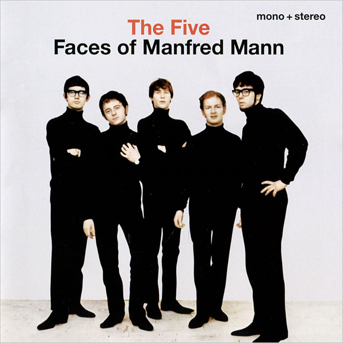 Manfred Mann Manfred Mann. The Five Faces Of Manfred Mann манфред круг manfred krug deutsche schlager