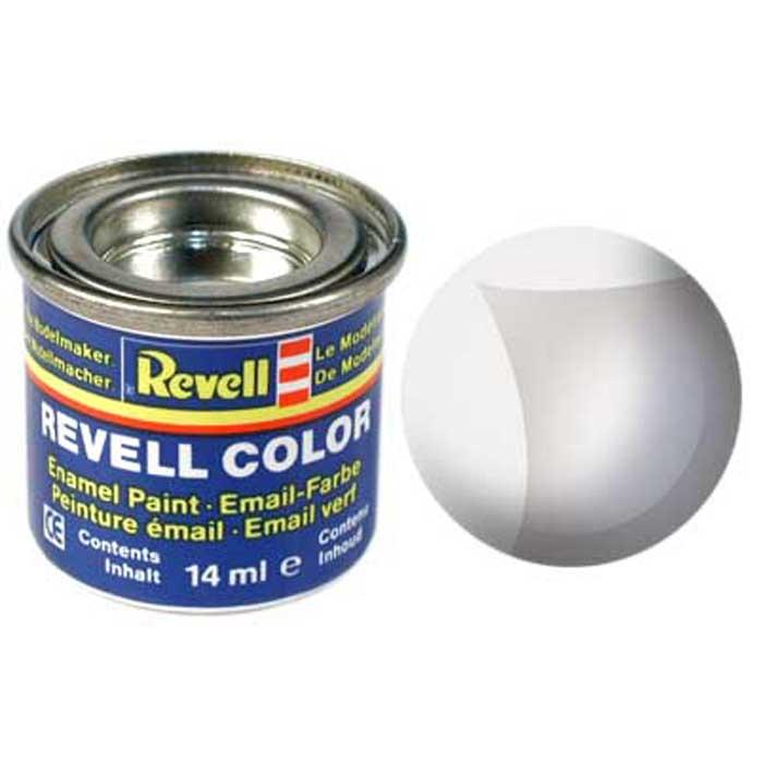 Revell Краска для моделей глянцевая №01 цвет бесцветный 14 мл revell challenger i