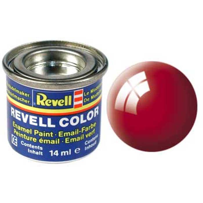 Revell Краска для моделей глянцевая, №31 цвет огненно-красный 14 мл автотрек технопарк s2781 r