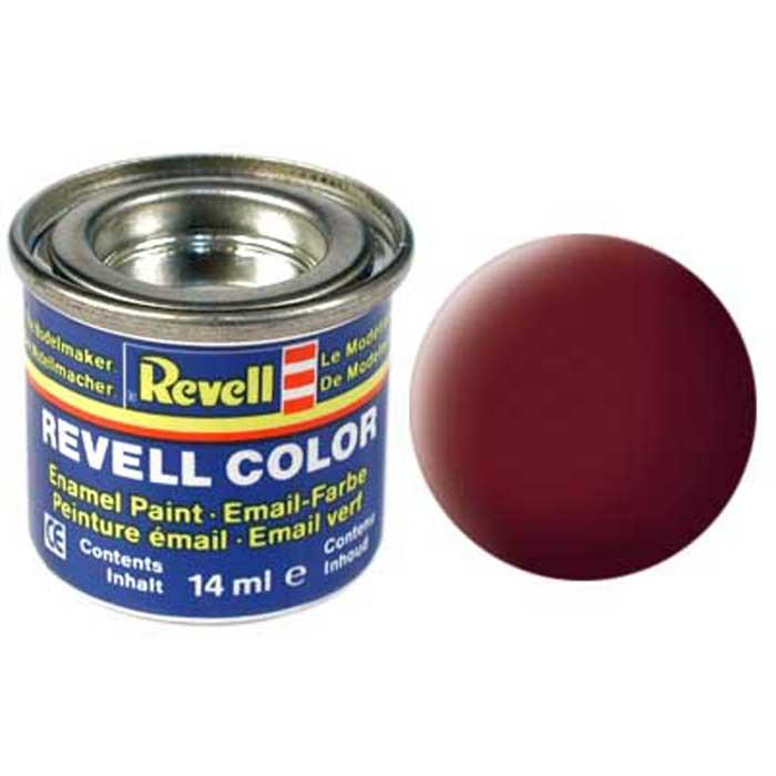 Revell Краска для моделей матовая №37 цвет кирпичный 14 мл