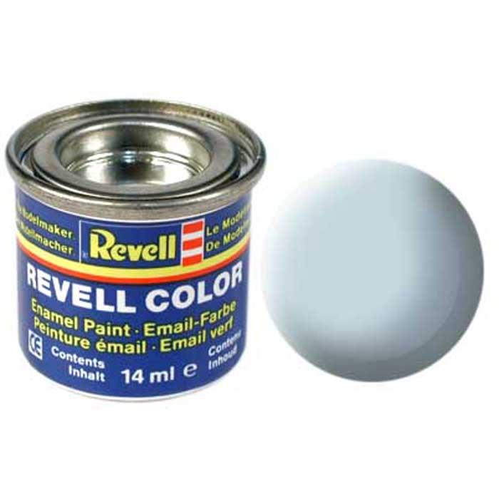 Revell Краска для моделей Revell матовая №49 цвет светло-голубой 14 мл