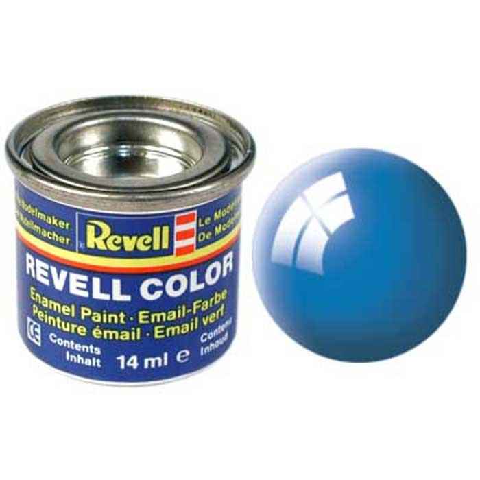 Revell Краска для моделей глянцевая №50 цвет светло-голубой 14 мл