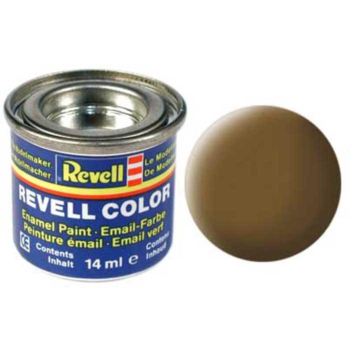 Revell Краска для моделей матовая №87 цвет землистый 14 мл revell challenger i