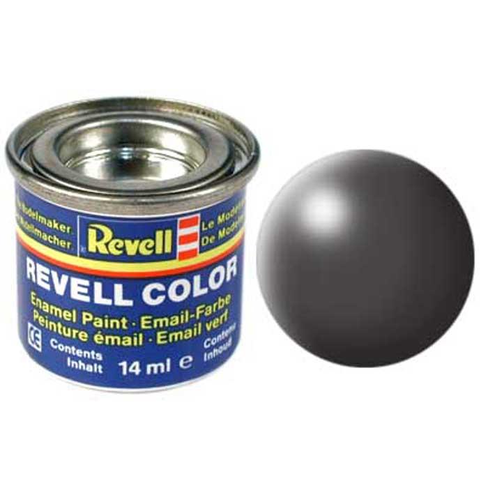 Revell Краска для моделей шелково-матовая №378 цвет темно-серый 14 мл revell набор космический шатл атлантис revell