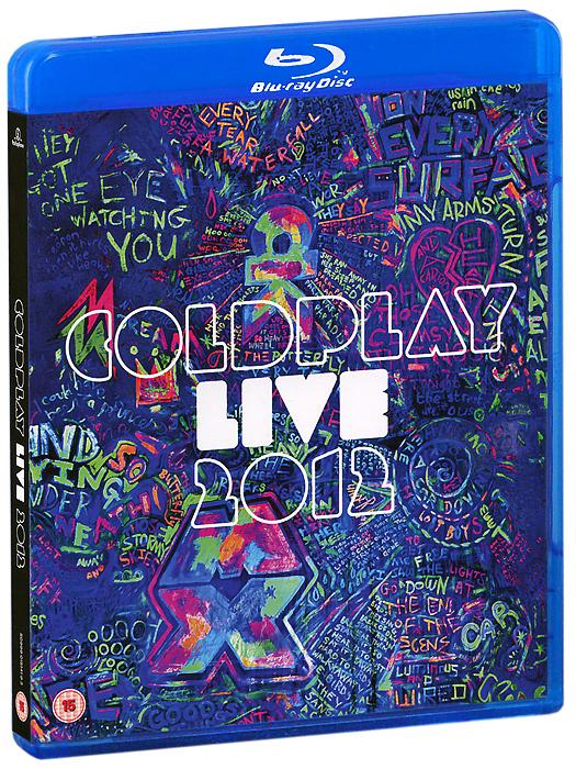 Coldplay: Live 2012 (Blu-ray + CD) цена