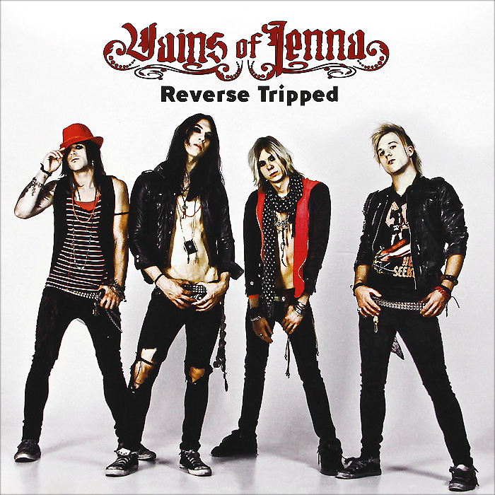 Vains Of Jenna Vains Of Jenna. Reverse Tripped (LP) jenna ryan shadow protector