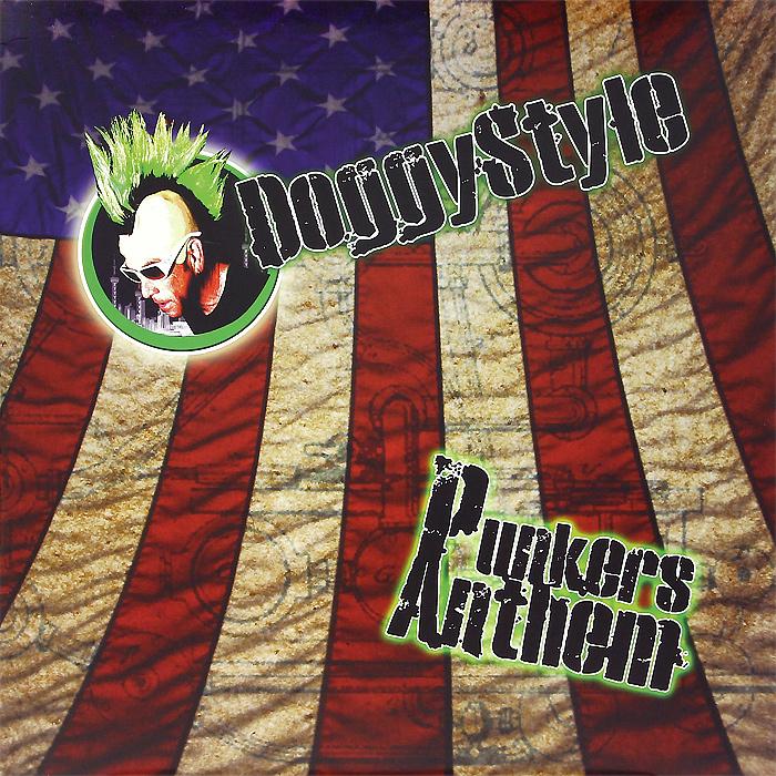 цена на Doggy Style Doggy Style. Punkers Anthem (LP)