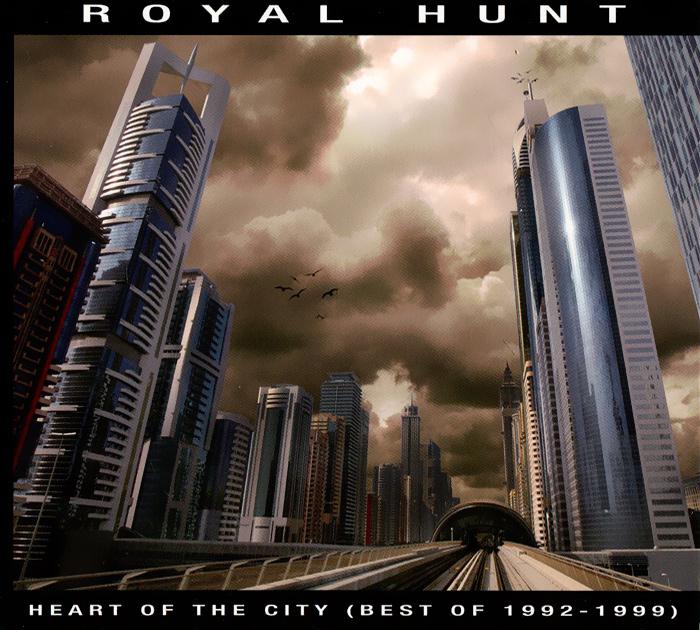 Royal Hunt Royal Hunt. Heart Of The City. Best Of 1992 - 1999 angela hunt the elevator