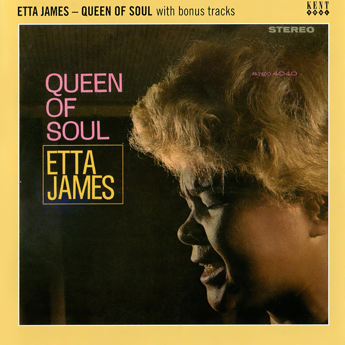 Этта Джеймс Etta James. Queen Of Soul хьюстон персон этта джонс ричард вьяндс джон веббер etta jones etta jones sings lady day