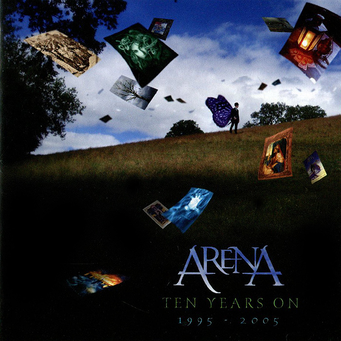 Arena Arena. Ten Years On 1995 - 2005 arena бикини