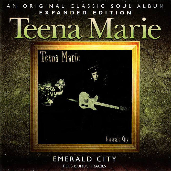 Тина Мари Teena Marie. Emerald City. Expanded Edition баффи санти мари buffy sainte marie many a mile