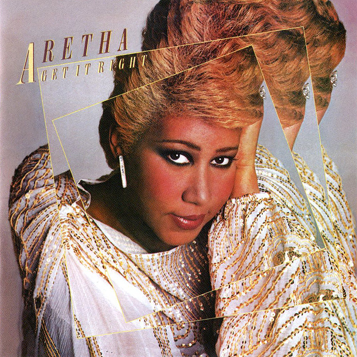 Арета Фрэнклин Aretha Franklin. Get It Right цена и фото