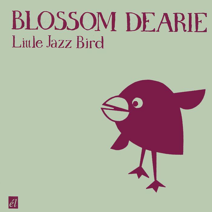 Блоссом Дири Blossom Dearie. Little Jazz Bird