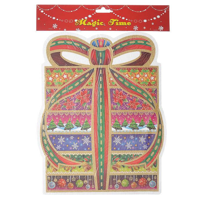 Оконное украшение Подарок. 17543 оконное украшение подарок 17543