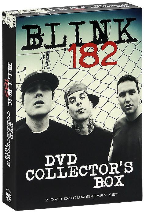 Blink 182: Collector's Box (2 DVD) стоимость