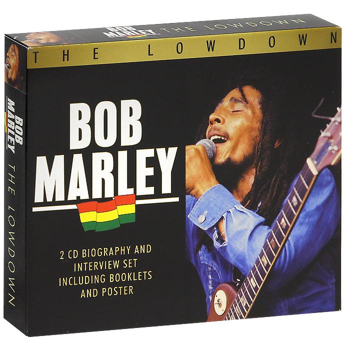 Боб Марли Bob Marley. The Lowdown (2 CD) marley and the runaway pumpkin level 2
