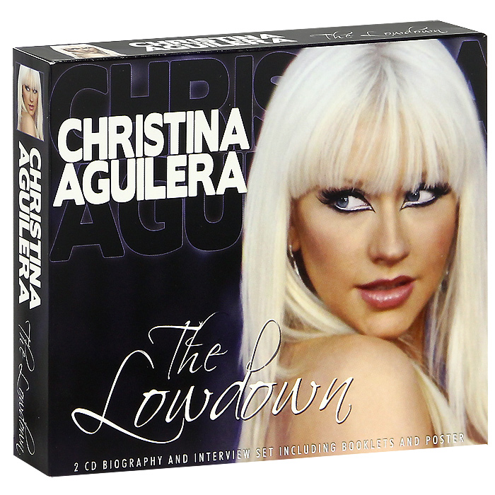 Christina Aguilera. The Lowdown (2 CD)
