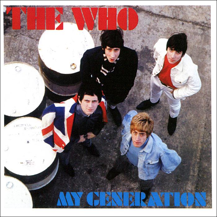The Who The Who. My Generation the who the who my generation triple edition 3 lp
