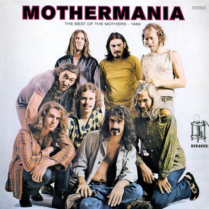 Фрэнк Заппа Frank Zappa. Mothermania Zappa's The Best Of The Mothers толстовка женская paul frank 1037