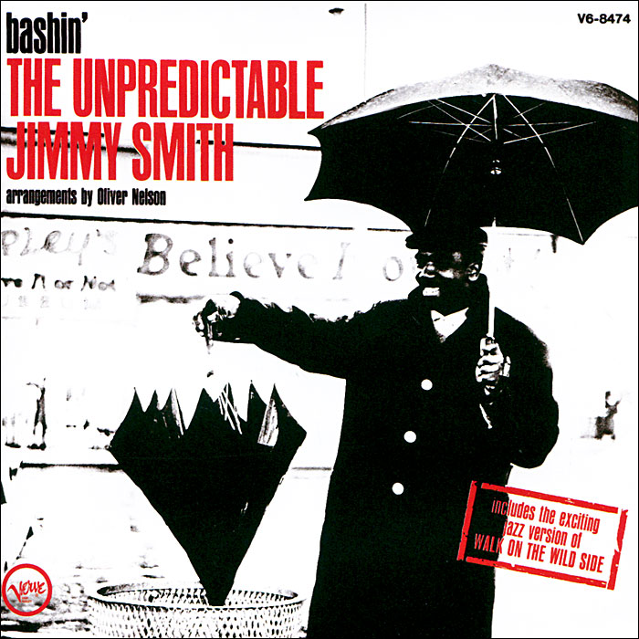 лучшая цена Джимми Смит Jimmy Smith. Bashin' / Hobo Flats