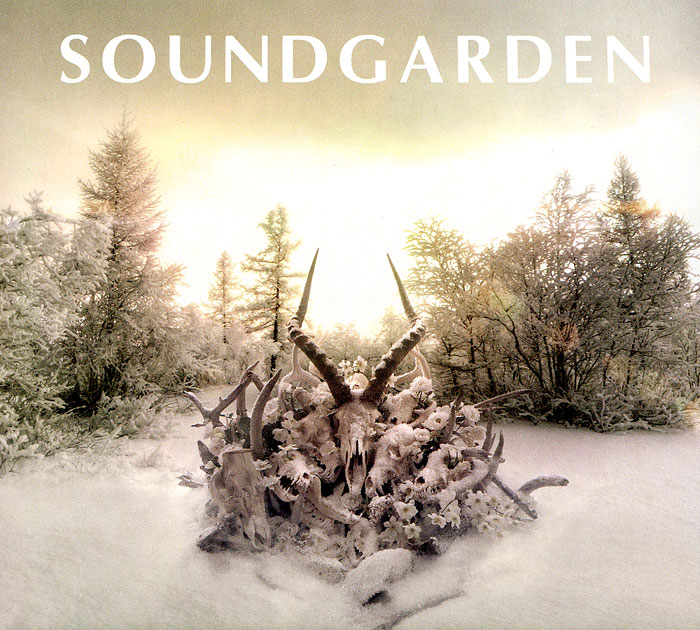 Soundgarden Soundgarden. King Animal. Deluxe Edition cd led zeppelin ii deluxe edition