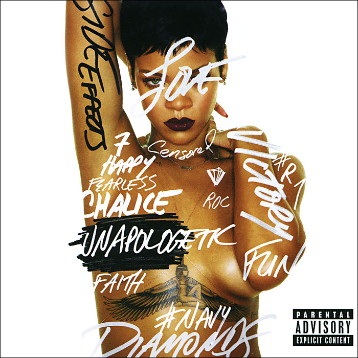 Rihanna. Unapologetic (CD + DVD)