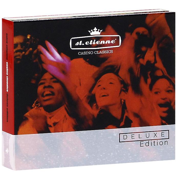 Saint Etienne. Casino Classics. Deluxe Edition (2 CD) недорго, оригинальная цена