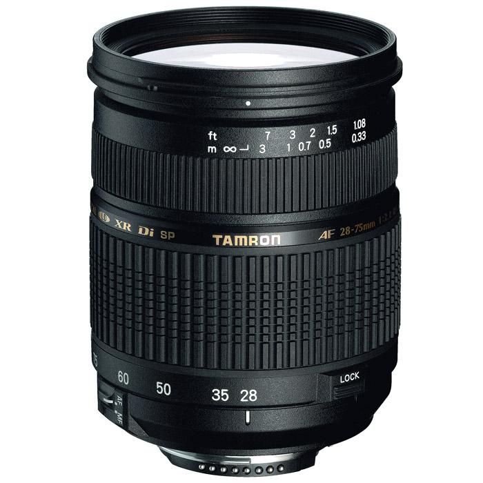 Объектив Tamron SP AF 28-75/2,8 XR Di LD Macro, Nikon