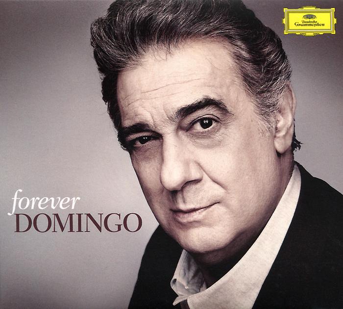 Пласидо Доминго Forever Domingo джакомо пуччини toska