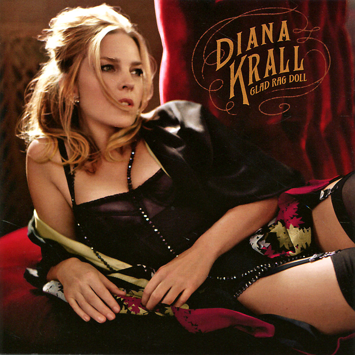 Дайана Кролл Diana Krall. Glad Rag Doll (2 LP) цена