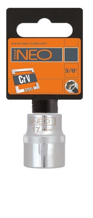 Головка торцевая Neo 3/8, 6 мм08-106Головка торцевая Neo применяется для монтажа/демлнтажа резьбовых соединений. Станет отличным помощником монтажнику или владельцу авто. Этот инструмент обеспечит надежную фиксацию на гранях крепежа. Характеристики: Материал: хром-ванадий. Диаметр головки: 6 мм. Размер переходника: 3/8. Размер упаковки: 8,5 см х 4,5 см х 1,5 см.