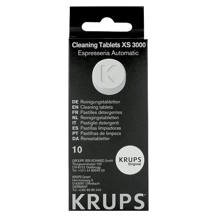лучшая цена Krups XS3000 Чистящее средство