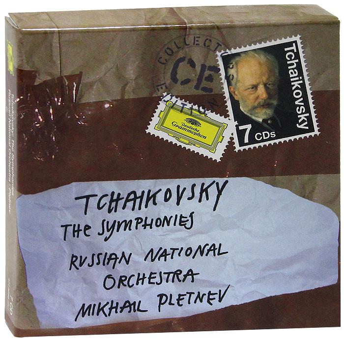 Михаил Плетнев,Русский национальный оркестр Mikhail Pletnev. Tchaikovsky. The Symphonies (7 CD) михаил плетнев том 4