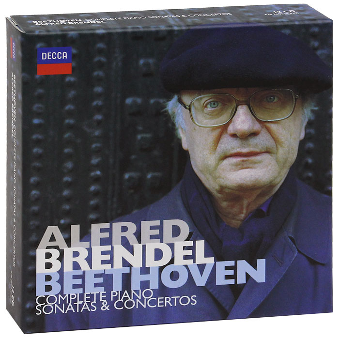 Альфред Брендель,London Philharmonic Choir,The London Philharmonic Orchestra,Бернард Хайтинк Alfred Brendel. Beethoven. Complete Piano Sonatas & Concertos (12 CD) beethoven the complete concertos volume 2