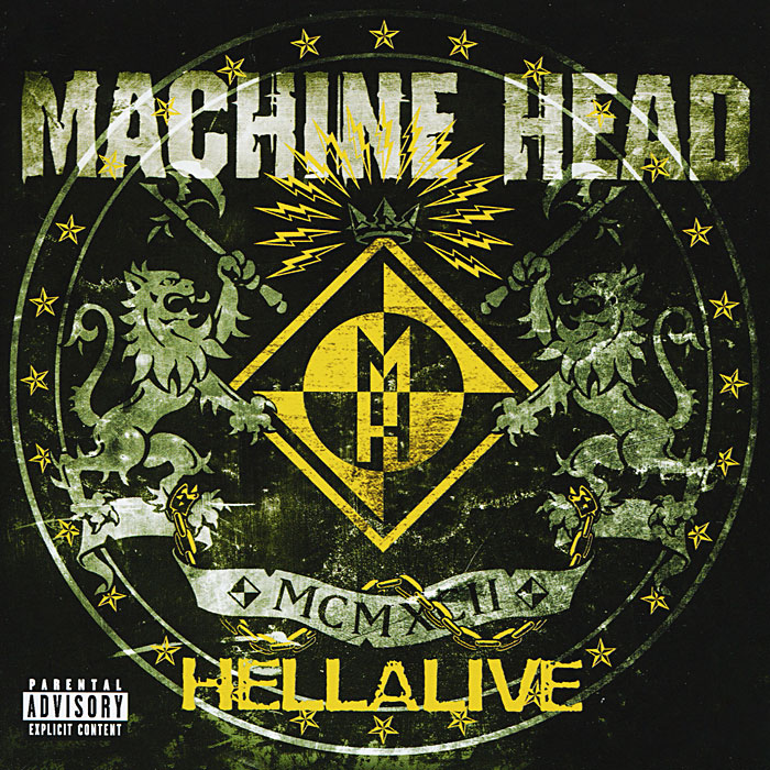Machine head bloodstone diamonds рецензия 4848