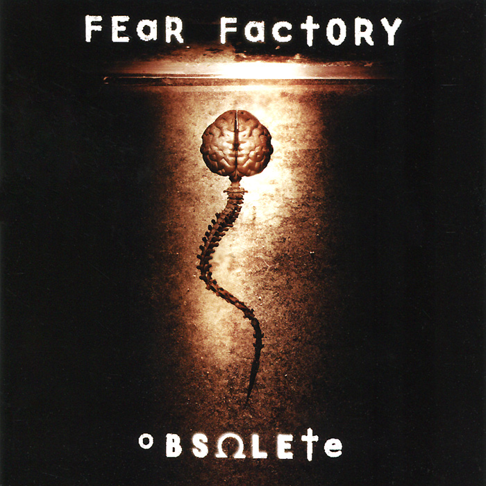 Fear Factory Fear Factory. Obsolete fear agent vol 6 2nd edition