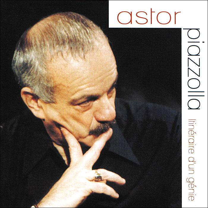 Астор Пьяццолла Astor Piazzolla. Itineraire D'Un Genie steam genie 2012