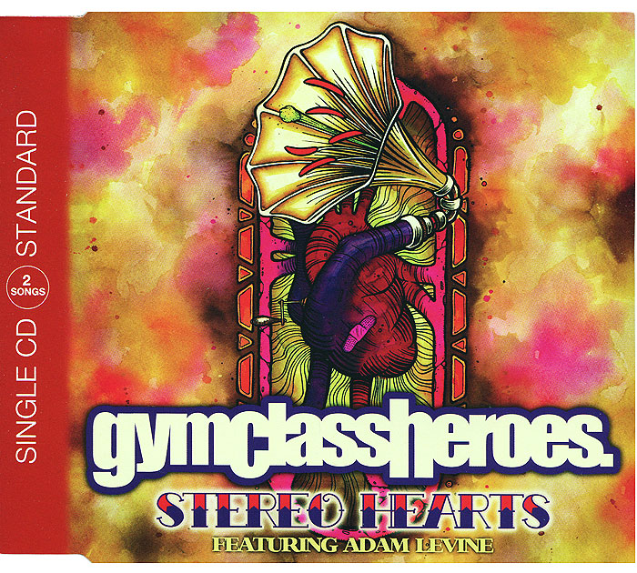 Gym Class Heroes, Adam Levine. Stereo Hearts