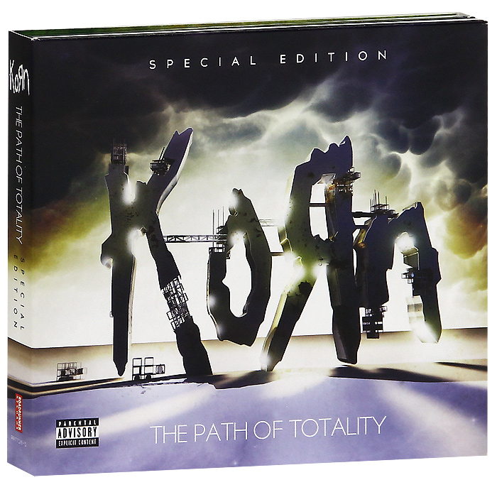 Korn Korn. The Path Of Totality. Special Edition (CD + DVD)