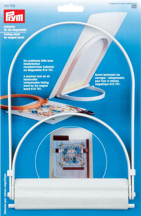 Подставка для магнитной доски Prym, цвет: белый материал для верха эспадрилий prym цвет морской песок 40 х 55 см