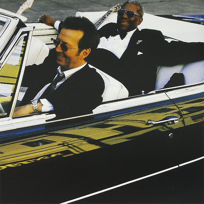 лучшая цена Би Би Кинг,Эрик Клэптон B.B. King & Eric Clapton. Riding With The King (LP)