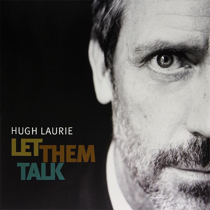 цена на Хью Лори Hugh Laurie. Let Them Talk (2 LP)