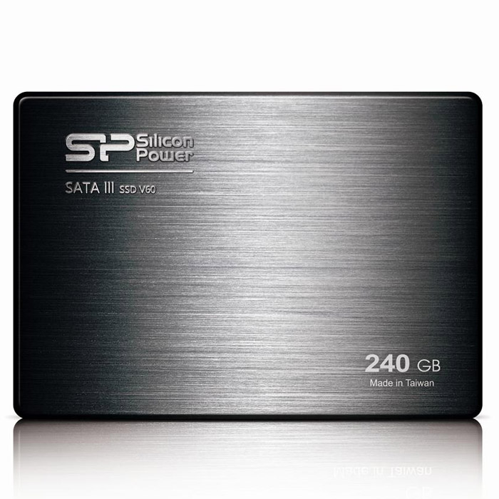 SSD диск Silicon Power Velox V60 240GB (SP240GBSS3V60S25)