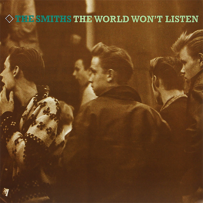 The Smiths The Smiths. The World Won't Listen (2 LP) the smiths the smiths the queen is dead