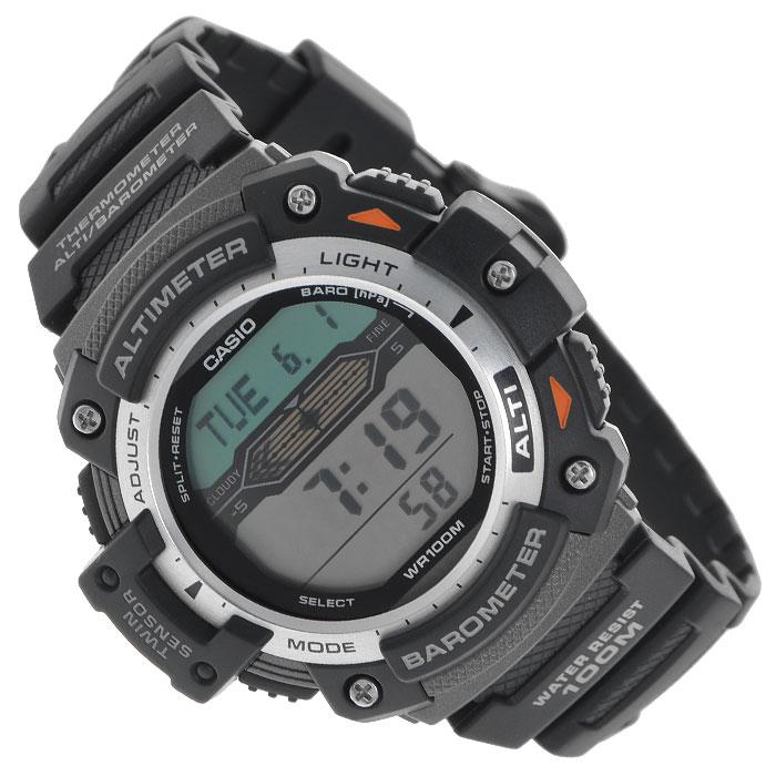 лучшая цена Наручные часы Casio SGW-300H-1A