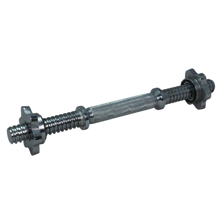 Гриф гантельный Lite Weight хромированный. (R0234) гриф z sports гантельный l 51 см d 50 мм ob30